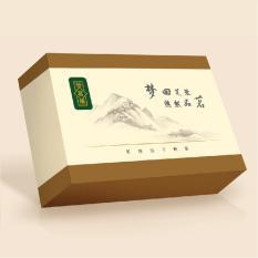 芙蓉山手筑茯砖茶
